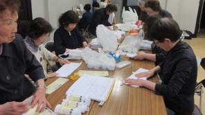 一針一針に願いを込めて・・・手縫いで作る「復興ぞうきん」プロジェクト【10時のグッとストーリー】