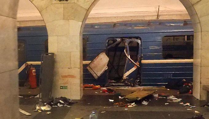 警戒レベル最高水準の中で起こったサンクトペテルブルク地下鉄テロ 高嶋ひでたけのあさラジ!
