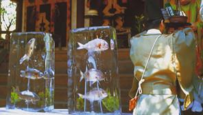 奈良・氷室神社の氷のお祭り『献氷祭』5/1(月)開催!【本仮屋ユイカ 笑顔のココロエ】