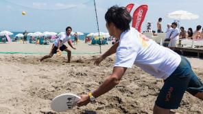 お台場ビーチで家族そろって砂まみれ!-JAPAN BEACH GAMES ⓇFestival2017-