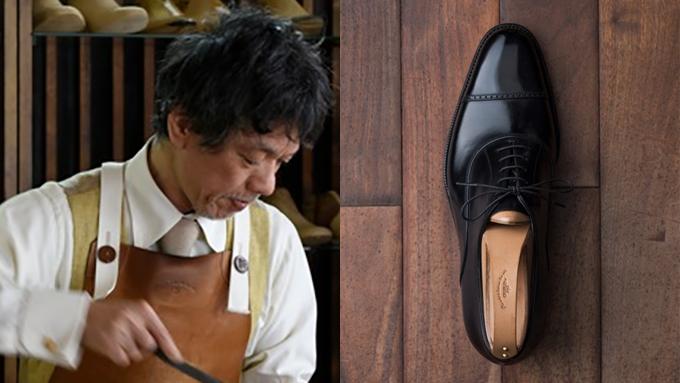 お客さんの人生を支える大切な道具を1つ1つ手作業で作り上げる靴職人【10時のグッとストーリー】