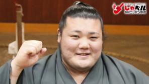 馬力で持っていく相撲を売りにしたい! 大相撲東前頭十六枚目・豊山亮太(23歳) スポーツ人間模様