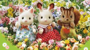 あの「シルバニアファミリー」が大集合!「シルバニアファミリー展 わくわくミュージアム2017 in横浜人形の家」【本仮屋ユイカ 笑顔のココロエ】