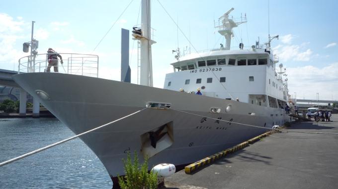 海の職人たちが気象情報の土台を支えています!【報道部畑中デスクの独り言】