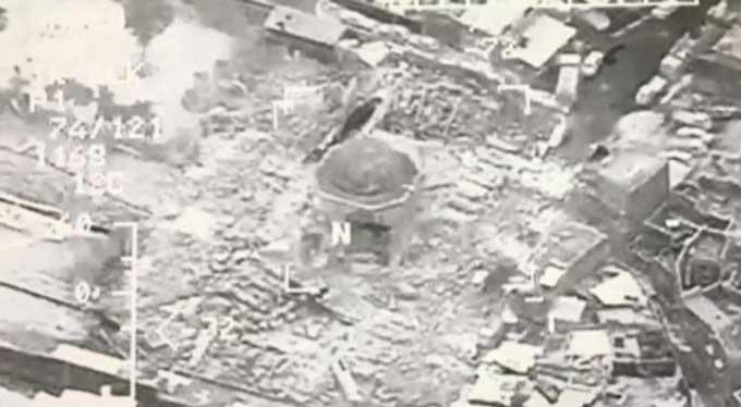 IS拠点のモスク掃討作戦が数日以内に完了か?高嶋ひでたけのあさラジ!
