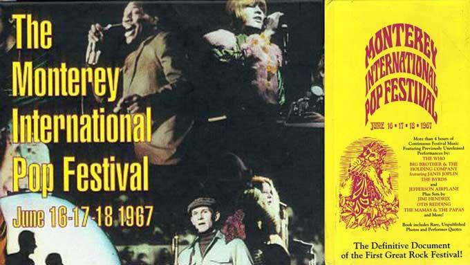1967/6/16モンタレー・インターナショナル・ポップ・フェスティヴァル開催【大人のMusic Calendar】