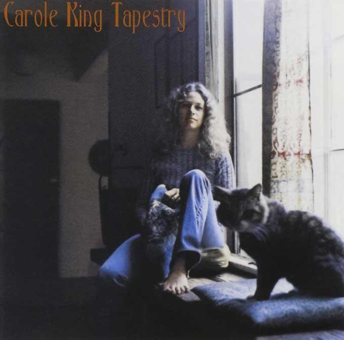 つづれおり,キャロル・キング,Tapestry,Carole King