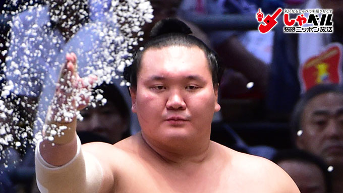39度目の優勝「名古屋のみなさん、サンキュー」大相撲横綱・白鵬翔(32歳)【スポーツ人間模様】