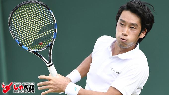 錦織圭からは「仙人」と呼ばれています。男子テニス・杉田祐一(28歳)【スポーツ人間模様】