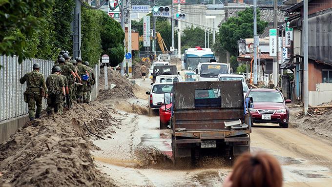 九州北部の豪雨~ボランティアの作業を阻む重い泥【高嶋ひでたけのあさラジ!】