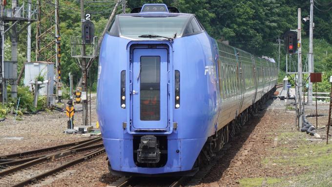 キハ283系・特急「スーパーおおぞら」、根室本線・新得駅