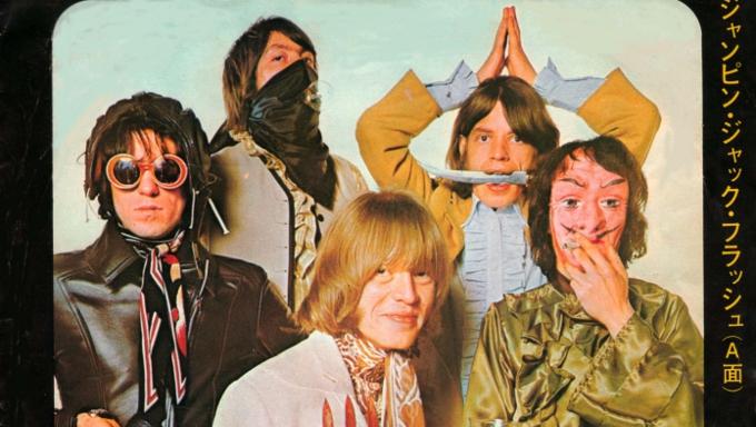 7/10はストーンズの傑作「ジャンピング・ジャック・フラッシュ」日本盤シングルの発売日(1968年)【大人のMusic Calendar】