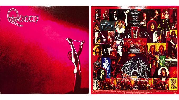7/13クイーンのデビューアルバム44年前発売(1973年)