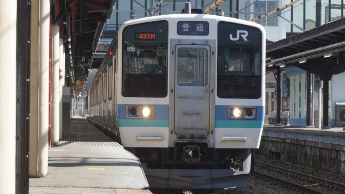 211系・中央本線・普通列車