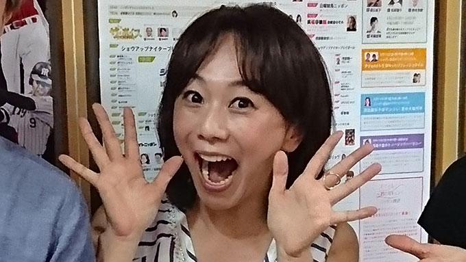 木佐彩子・アナウンサーランキングは酷