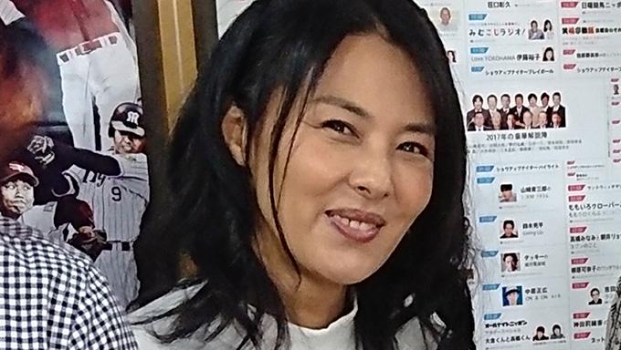 井森美幸40うん歳、まだ誰のものでもありません