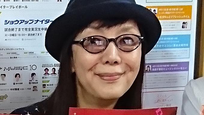 戸田恵子と三宿の個室で密会した男性は?