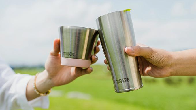 水筒の進化③現在のエコな水筒スタイル