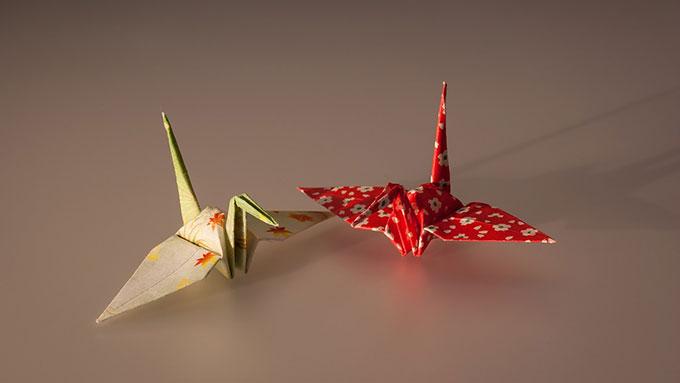 折り鶴を平和の象徴にしたひとりの少女