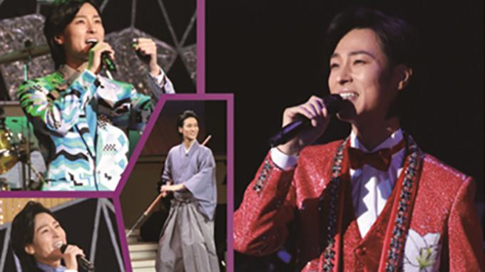 明治座での初座長公演が決まった山内惠介が生電話出演!