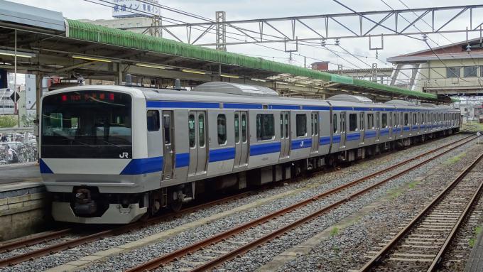 E531系 交直流電車