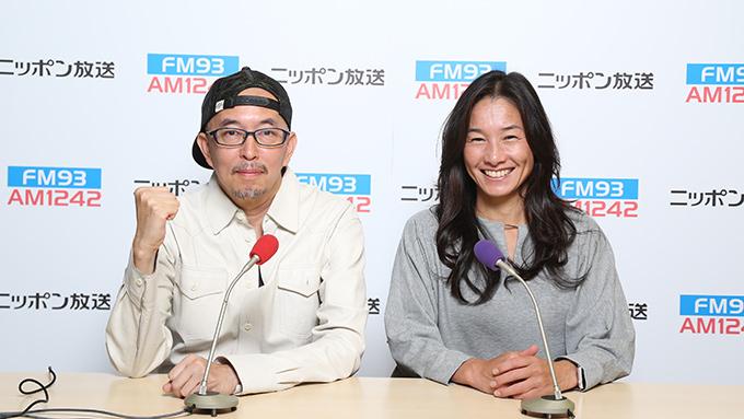 レジェンド伊達公子が引退後初のラジオ出演!8日、9日放送「ことばのチカラ~成功へのターニングポイント~」