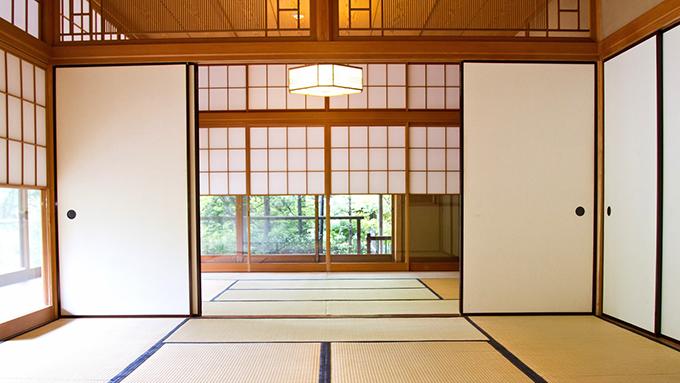 日本人なら知っておきたい!襖(ふすま)の歴史