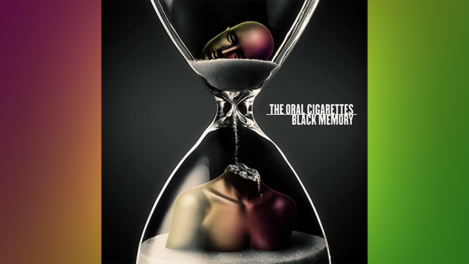 THE ORAL CIGARETTES『BLACK MEMORY』がシングル第1位!