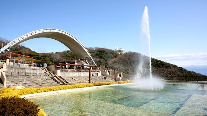 鈴木杏樹の想い出の噴水『ドレミファ噴水パレス』