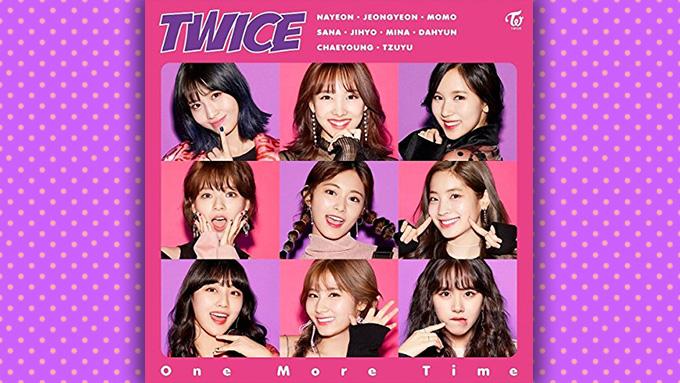 今週はTWICEのシングルがNo.1!嵐のアルバムがNo.1!