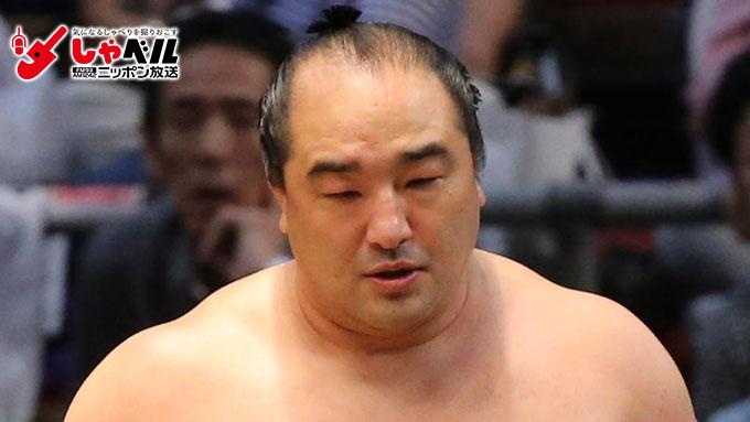 大相撲西前頭13・安美錦「もう一度、弟弟子(日馬富士)の露払いをするために」最年長幕内復帰