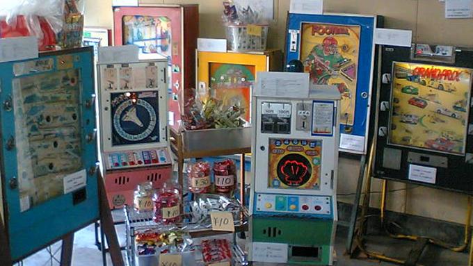 握りしめた10円玉が温かくなった 駄菓子屋ゲーム博物館