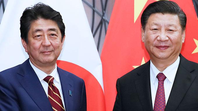 安倍首相に対する習近平国家主席の表情が柔らかいのはなぜ?