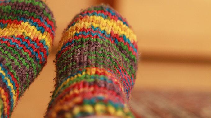 靴下3大産地のあの県が毎年開催!靴下まつり