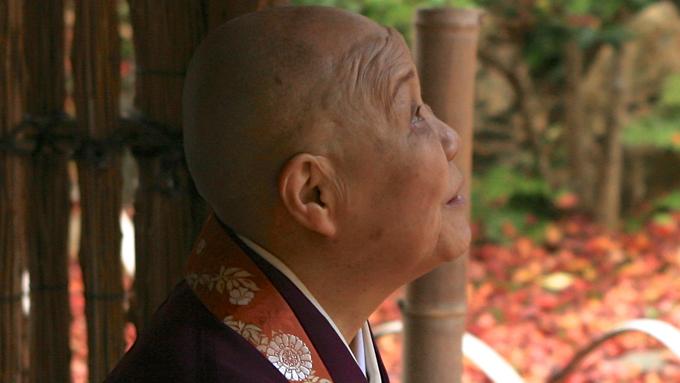 瀬戸内寂聴 どん底まで落ちた人には仏の慈悲が多く注がれます