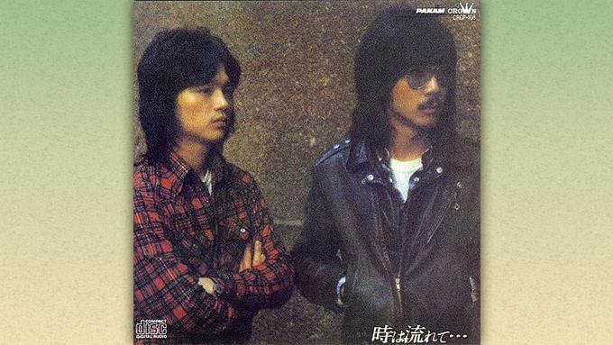"""1977年12月6日、""""風""""が武道館公演を開催"""