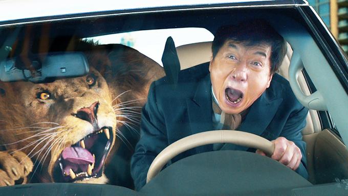 ジャッキー・チェンがボリウッド初進出!『カンフー・ヨガ』