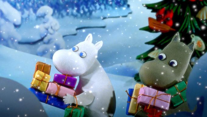 ムーミンと一緒にクリスマスを探しませんか?『ムーミン谷とウィンターワンダーランド』