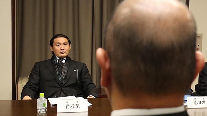 日馬富士暴力事件~相撲協会は土俵の管理ができていない!