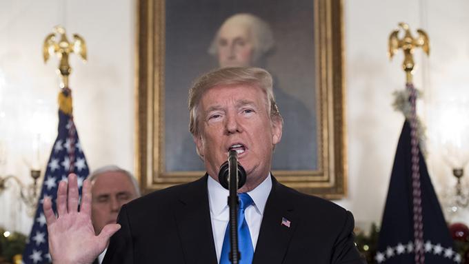 トランプ大統領がエルサレムを首都に認定する二つの理由とは?