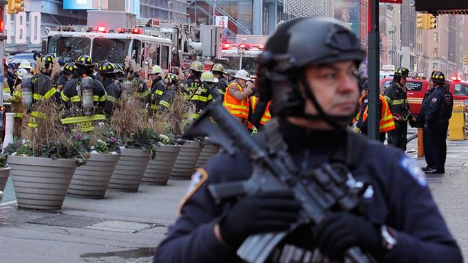 ニューヨーク地下鉄駅爆破テロ~「テロの世紀」第2幕の開幕
