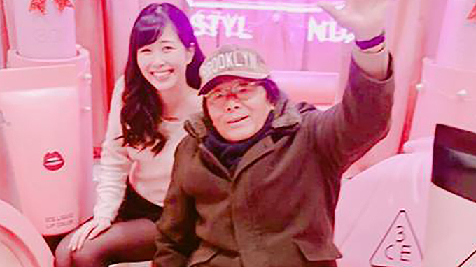 高嶋ひでたけと東島衣里アナが原宿インスタ映えスポットをレポート!