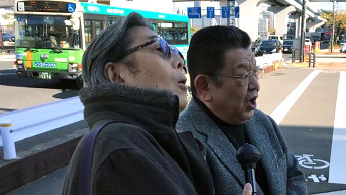 工事はどこまで進んだ? 須田慎一郎と豊洲市場を散歩