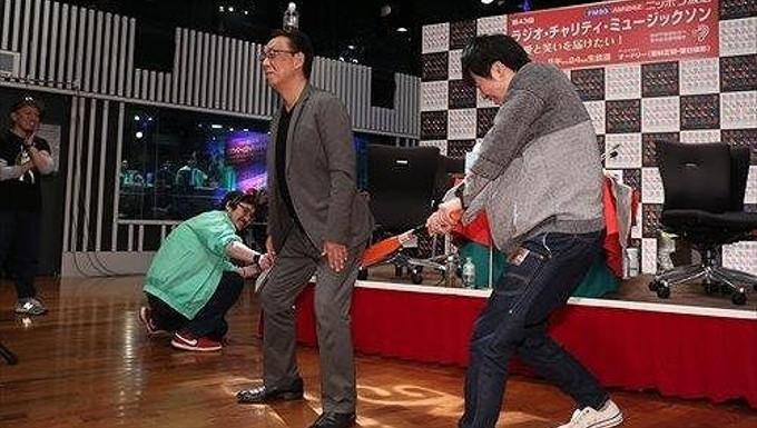 梅沢富美男さん 紅白出場が叶わなかった罰ゲーム?