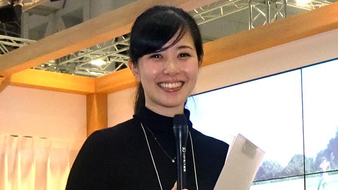 東島アナが環境とエネルギーの総合展示会「エコプロ2017」をレポート