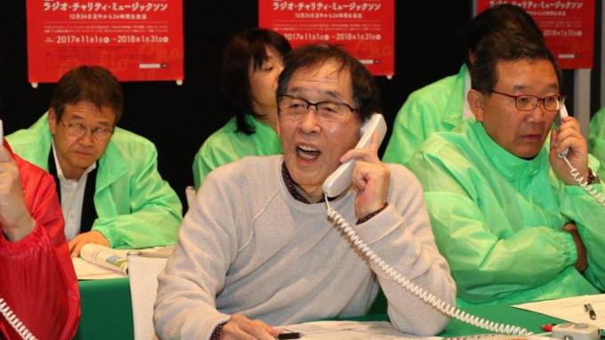 ミュージックソンの初代パーソナリティを担当された萩本欽一さんが登場!