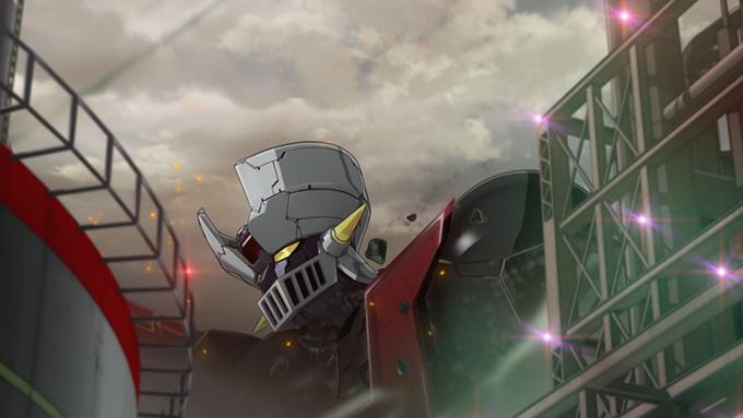 燃えるロボット魂!『マジンガーZ / INFINITY』