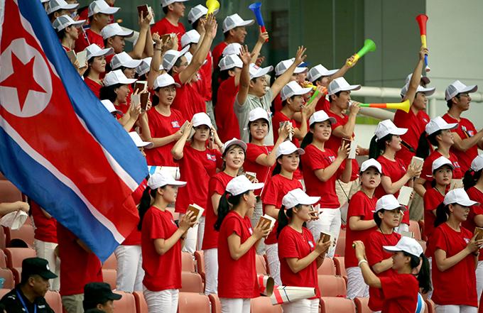 北朝鮮 美女軍団 喜び組