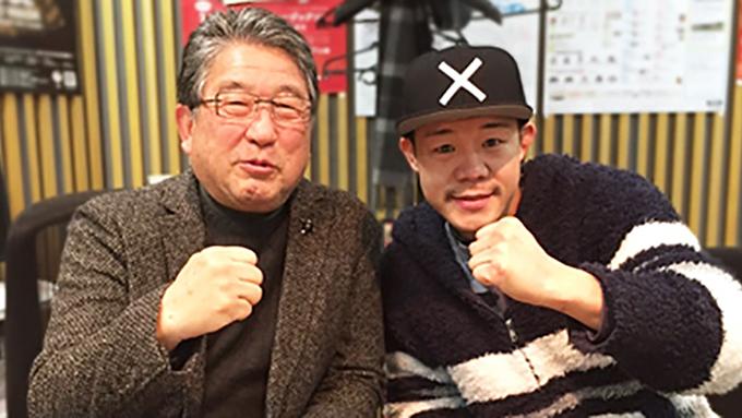 元ボクシング世界王者・亀田興毅 現役復帰宣言について自ら語る!