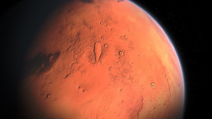 火星と南極の平均気温はとても近い?
